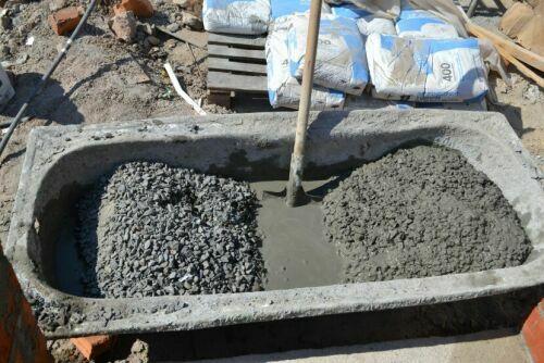 Сколько стоит бетон своими руками